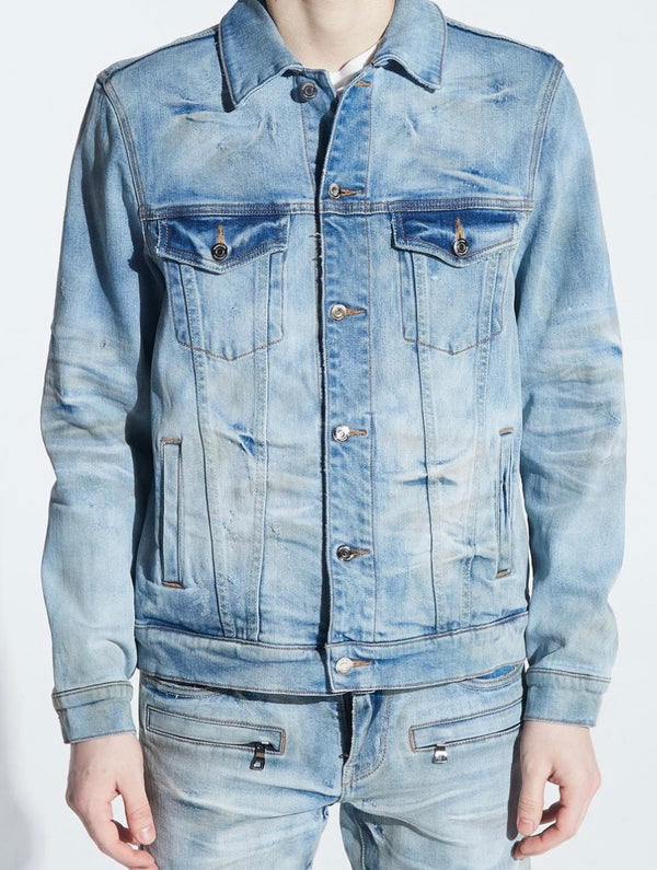 Embellish NYC Harvick Denim Jacket