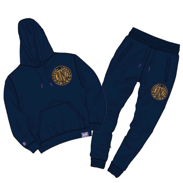 Runtz Classics Jogging Set (Navy)