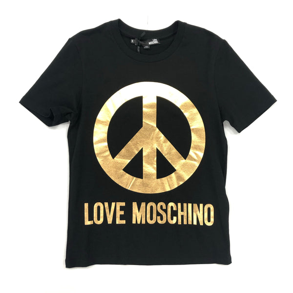 Love Moschino Gold Foil