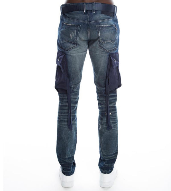 Cult Of Individuality Sync Cargo Denim