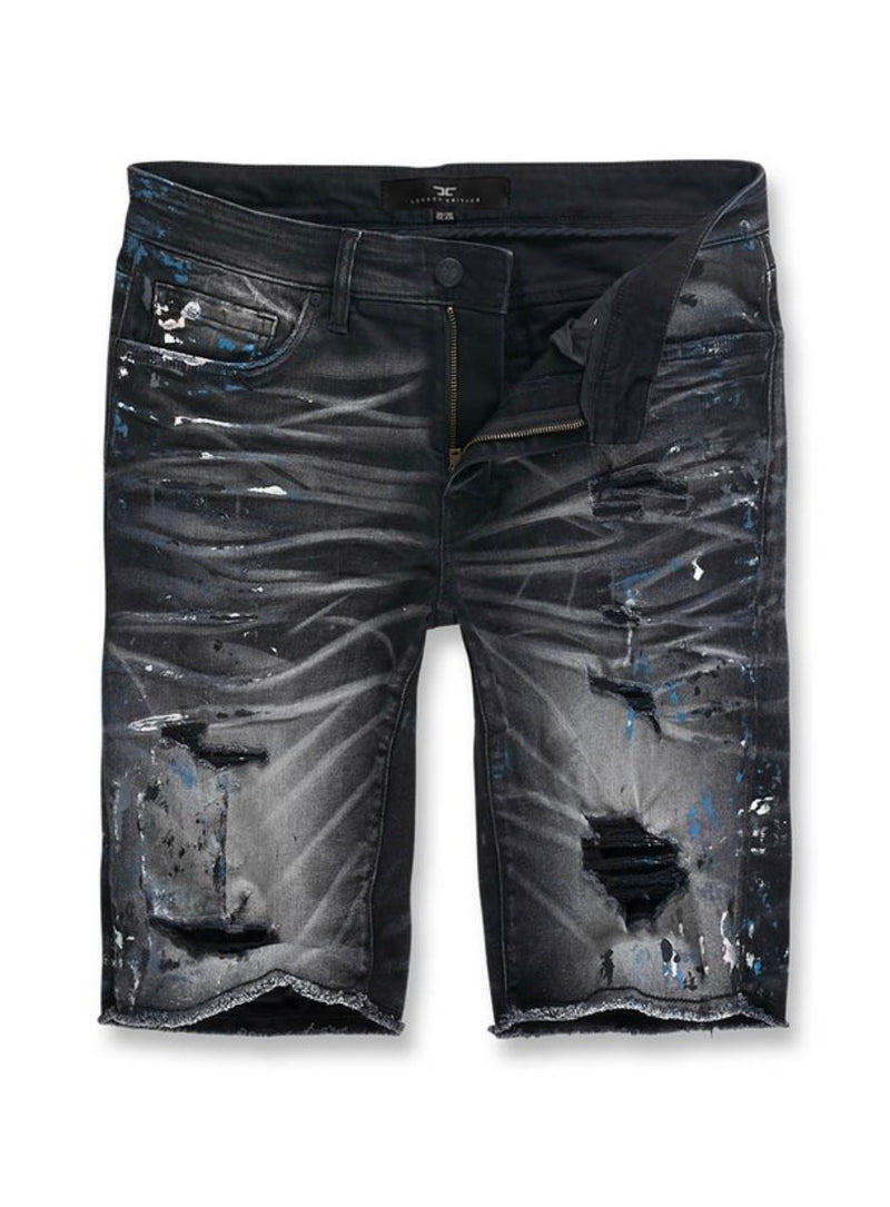 Jordan Craig Mens Denim Shorts (Renoir)