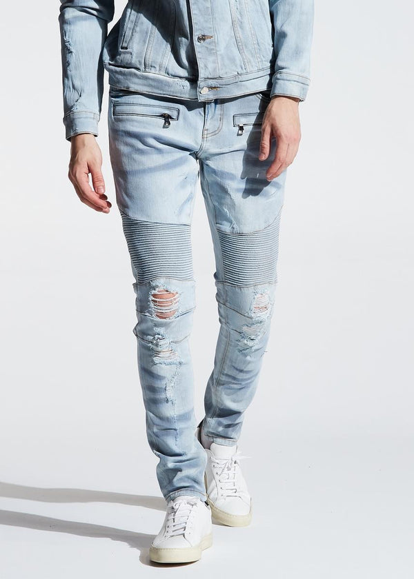 Embellish NYC Allen Biker Denim