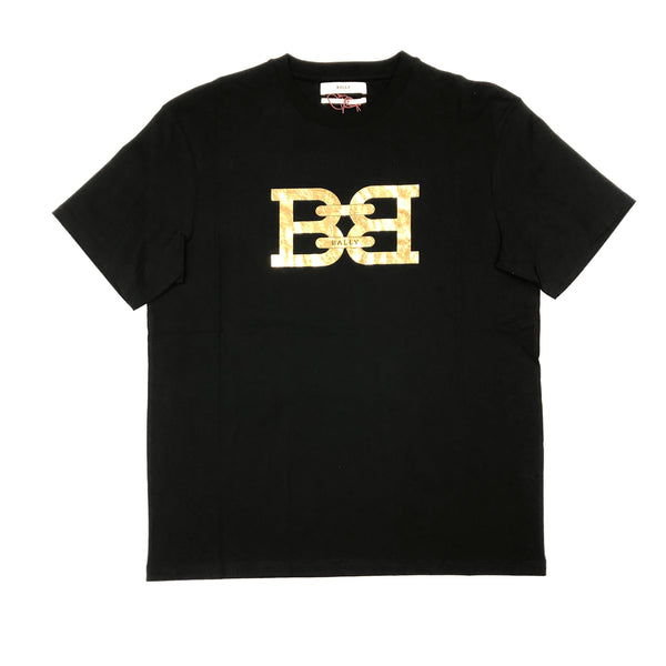 Bally Mirror B T-Shirt (Black)