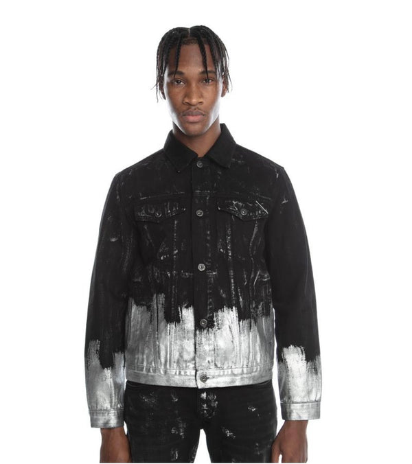 Cult Of Individuality Matrix Denim Jacket