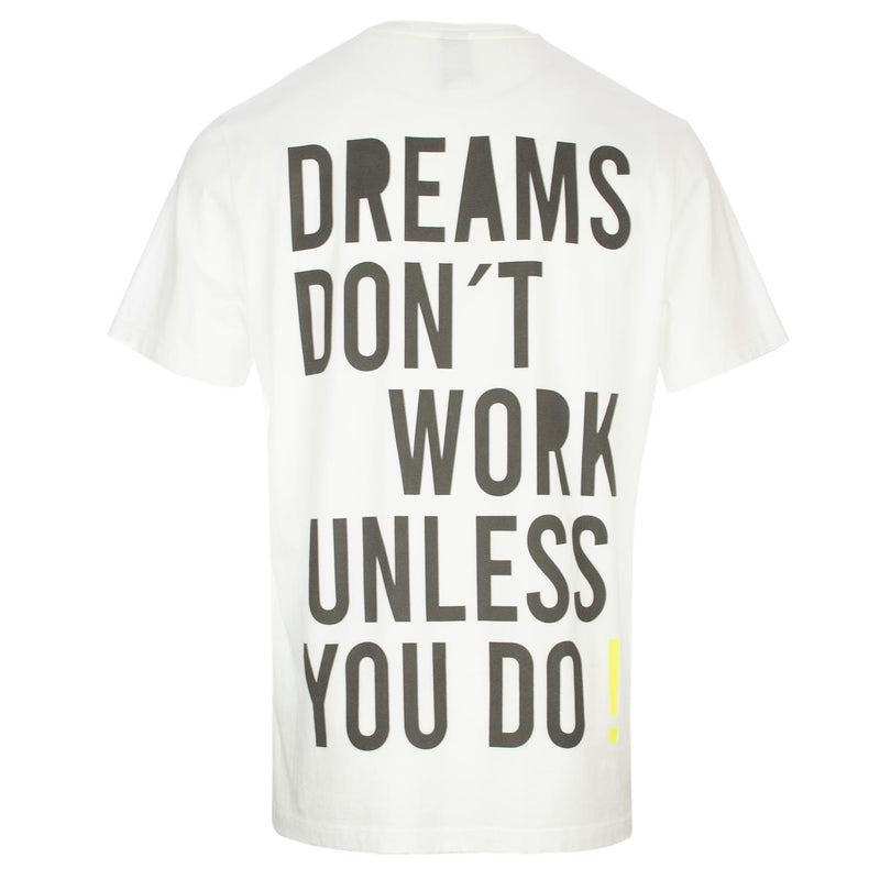 Maria-Dreams Don't Work Tee