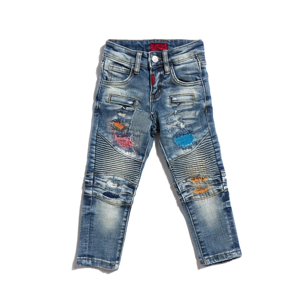Haus Of Jr Kids Hamlin Denim