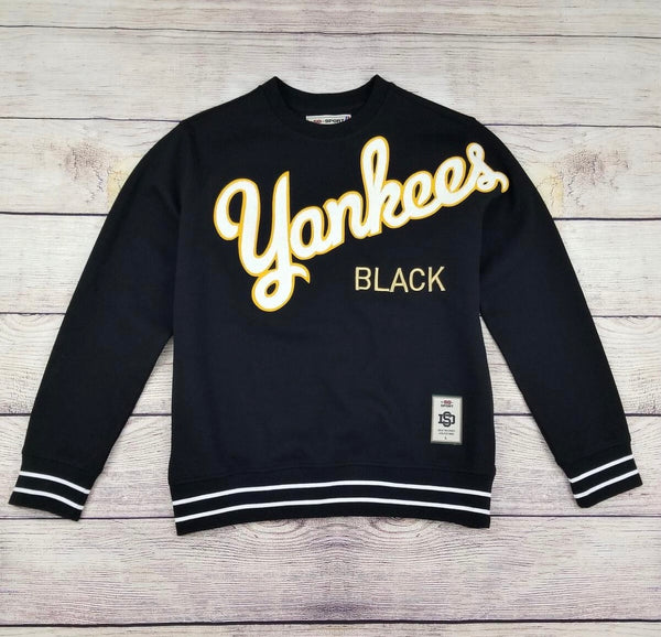 NY Yankees Crewneck (Black)