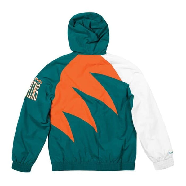 NBA Shark Tooth Jacket Miami Dolphins