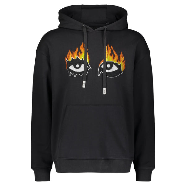 Haculla Eyes On Fire Hoodie