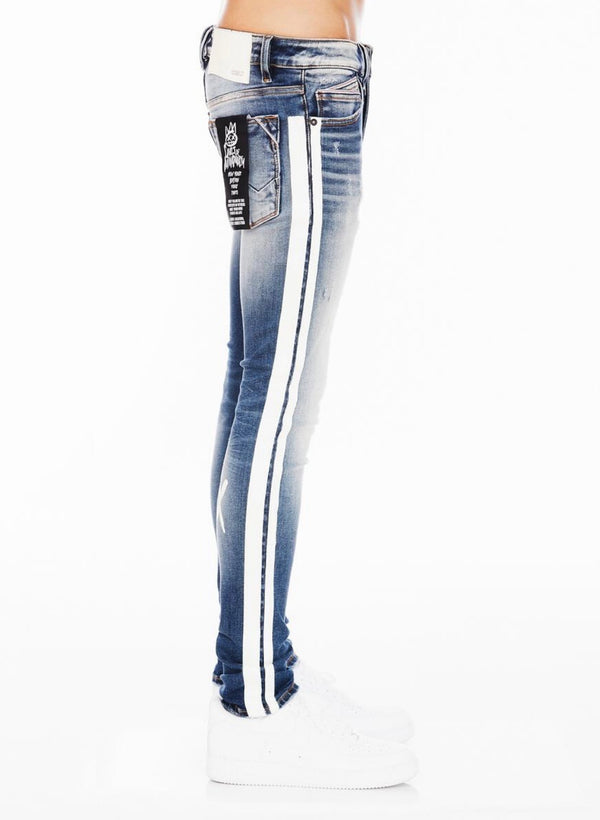 Cult Of Individuality Glacier Skinny Jeans