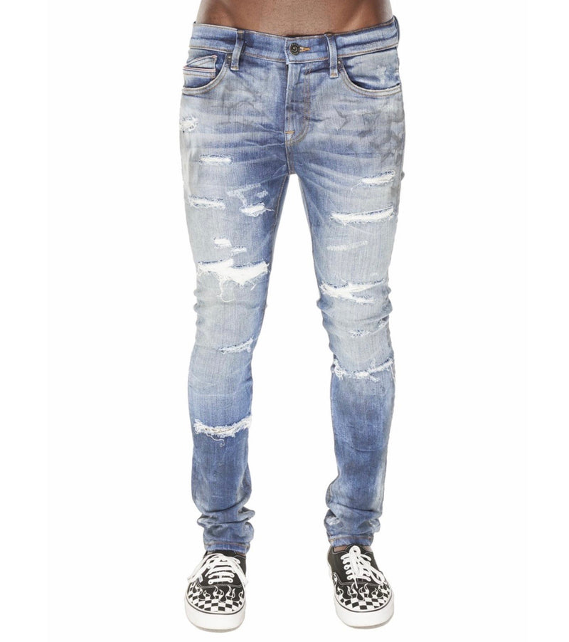 Cult Of Individuality Gravel Skinny Stretch