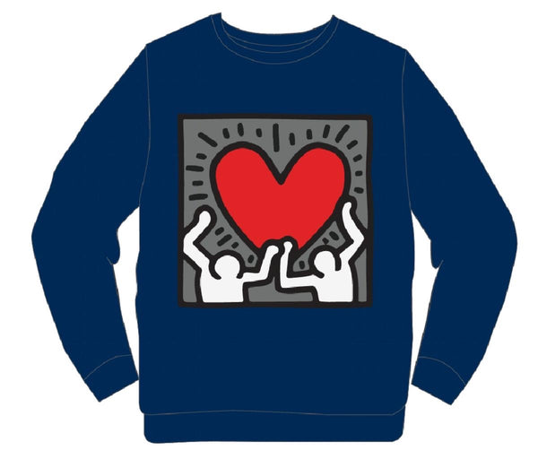 Retro Label-4's Loyal Blue Sweater