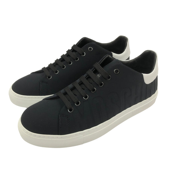 Sneakers With Logo (Navy)