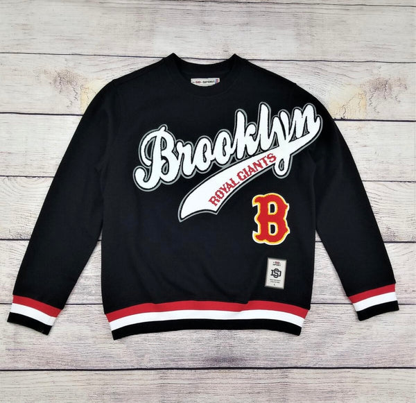 Brooklyn Royals Crewneck (Black)
