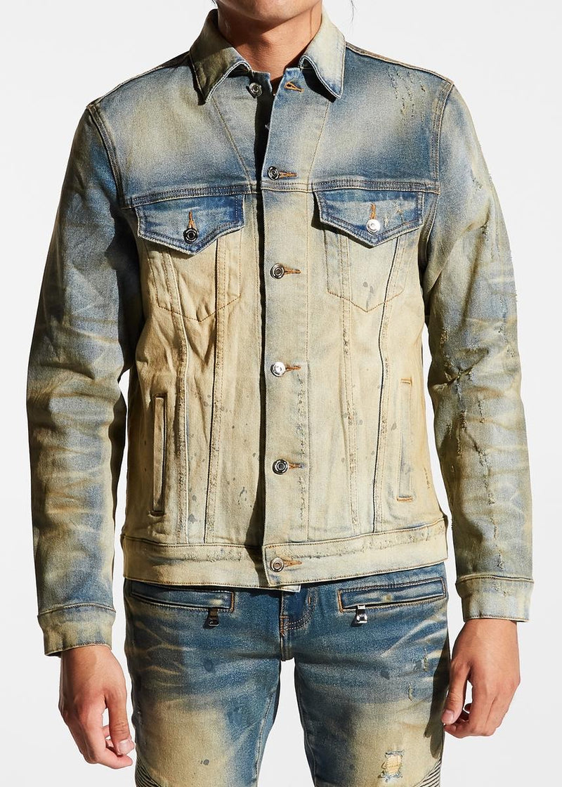 Embellish NYC Barrett Denim Jacket