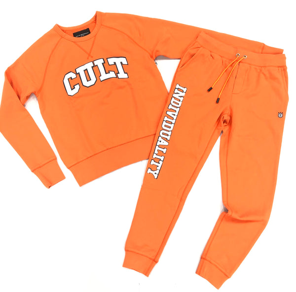 Cult Of Individuality Orange Set