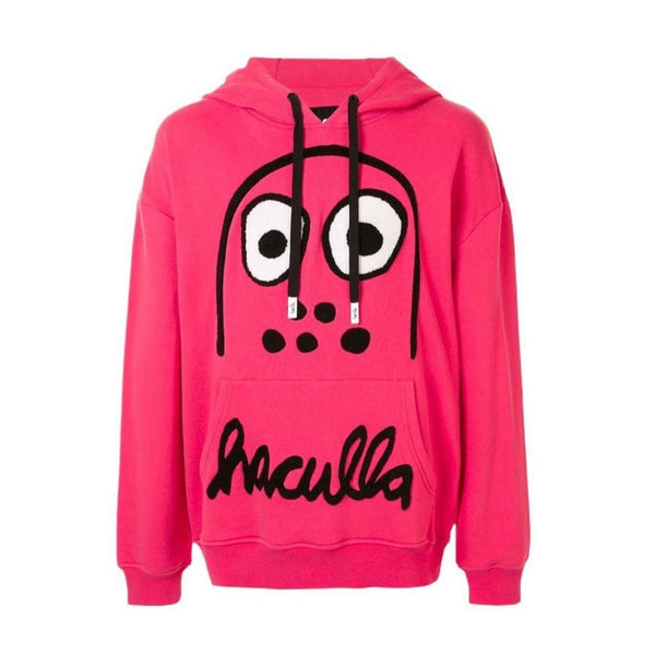 Haculla Mondster Hoodie (Infrared)