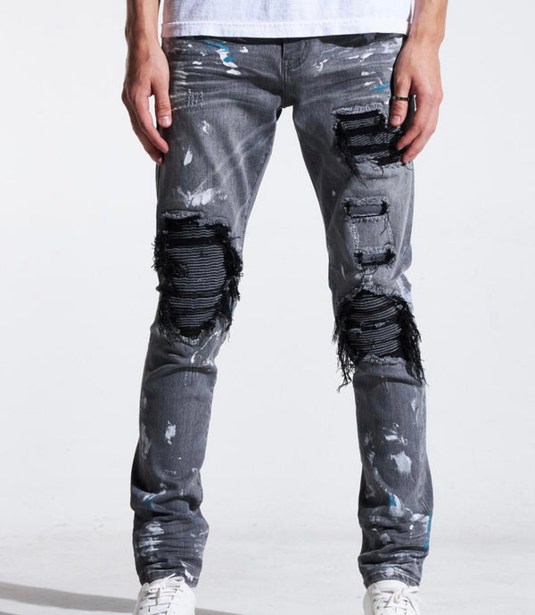 Embellish NYC Asher Rip Jeans