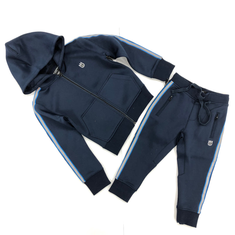 Cult Of Individuality Kids Set (Navy)