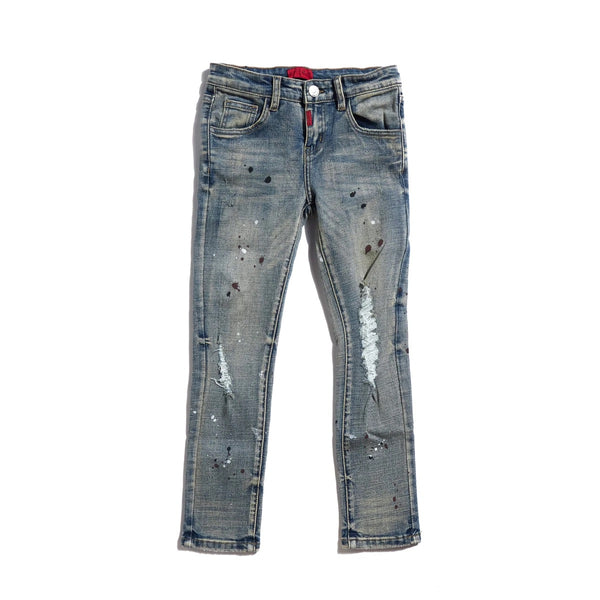 Haus Of Jr Kids Miller Denim