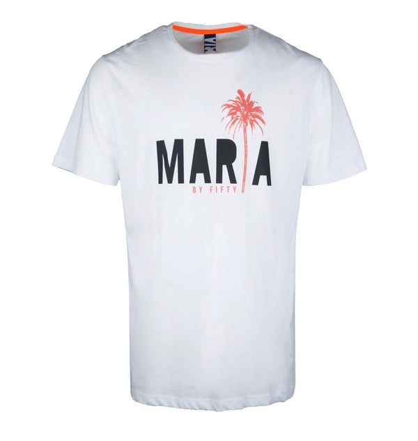 Maria-Jungle Palm Tee
