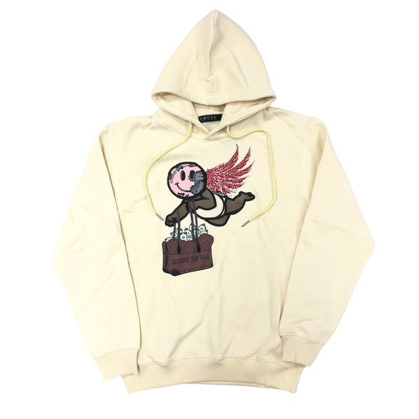 Focus Secure The Bag Hoodie