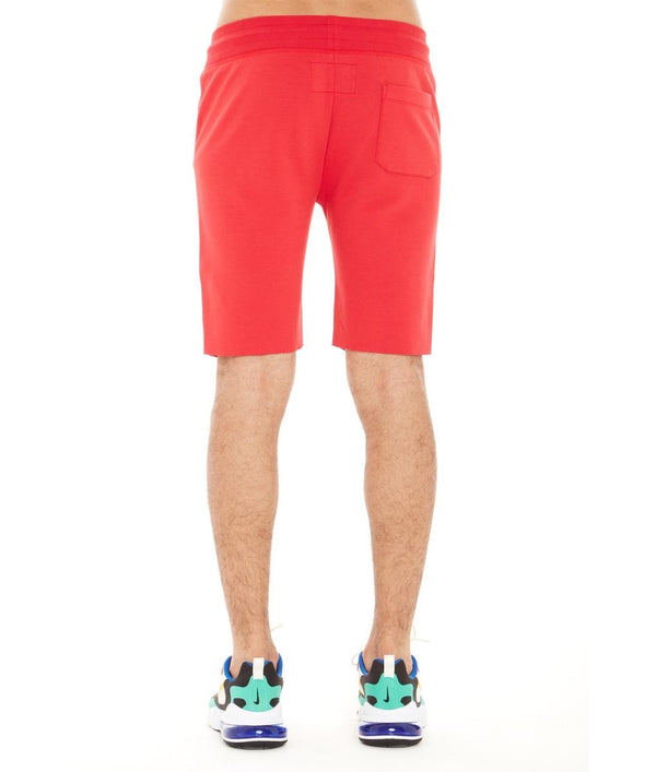 Cult Of Individuality Sweat Shorts (Red)