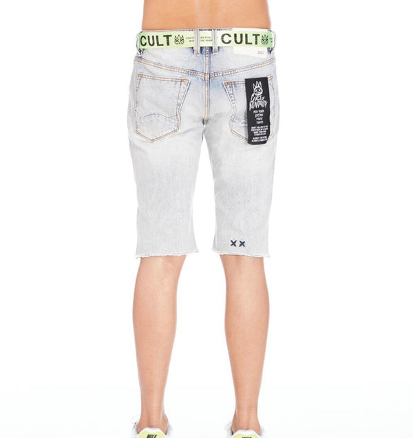 Cult Of Individuality Lang Belted Short