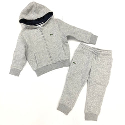 Lacoste Kids Set (Grey)