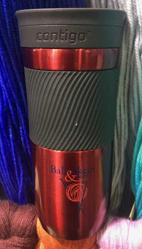 16 Oz Stainless Steel Hot & Cold mug