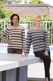 4903G Duchess Striped Pullover Pattern Trendsetter