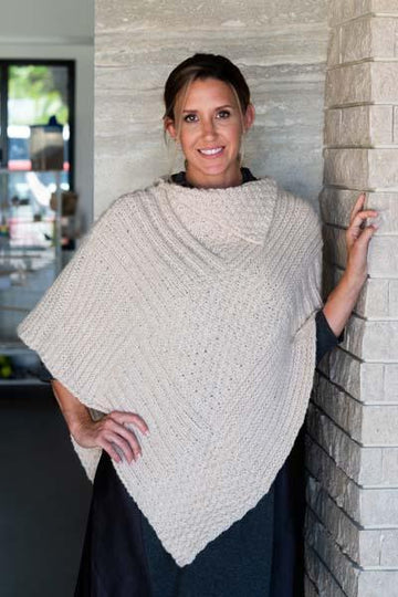5900-T Placid Boxed Poncho