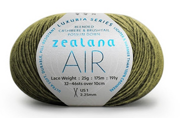 AIR Luxuria Possum 06 Olive,Zealana,
