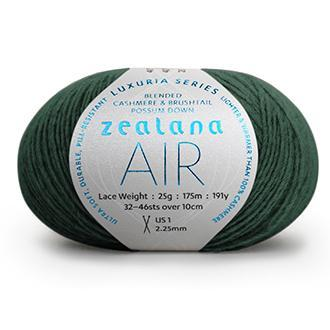 AIR Luxuria Possum 18 Spruce - Zealana