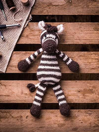 Alice the Zebra Kit - Toft