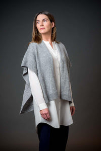 Beech Hill Poncho - The Fiber Company