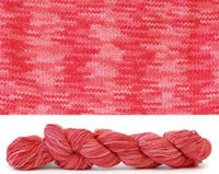 Cobasi No Wool Sock Yarn Tonal Really Red 947
