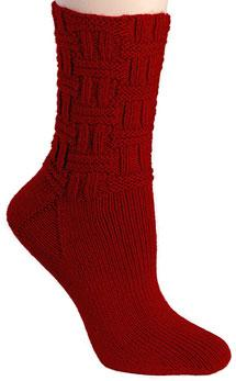 Comfort Sock 1757 True Red - Berroco