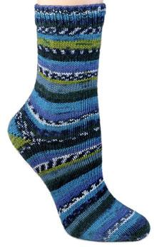 Comfort Sock 1817 Beach House - Berroco
