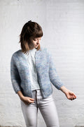 Contrails Cardigan Pattern (Digital Download)