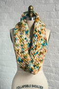 Golden Touch Cowl Pattern (Digital Download)