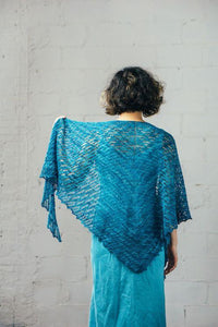 Lluvia Shawl (2019SIC-5) Pattern (Digital Download)