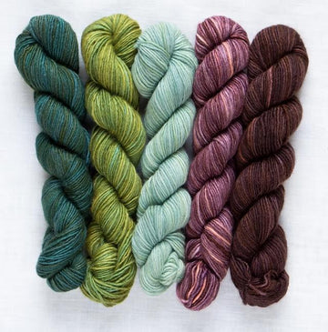 Manos Fino Mini Skeins - 20 Willa 2020 LYSDay