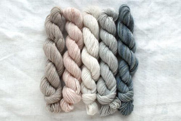 Manos Fino Mini Skeins - 3 Clarissa
