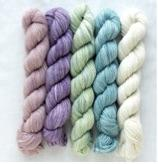 Manos Fino Mini Skeins - 8 Henrietta