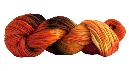 Manos Maxima Space dyed - 8977 Tigerlily