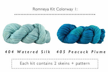 Manos Romneya Kit Color 1