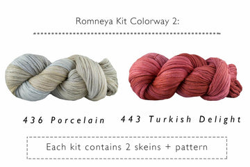 Manos Romneya Kit Color 2