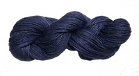 Manos Silk Blend Solid - 300A Midnight