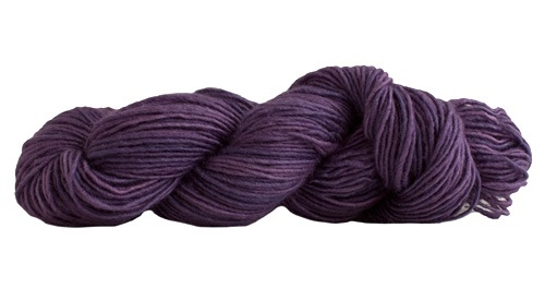 Manos Silk Blend Solid - 3213 Countess Violet